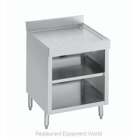 Krowne 18-GSB3 Underbar Glass Rack Storage Unit