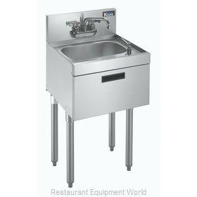 Krowne 21-18ST Underbar Hand Sink Unit