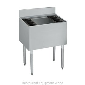 Krowne 21-24DP Underbar Ice Bin/Cocktail Unit