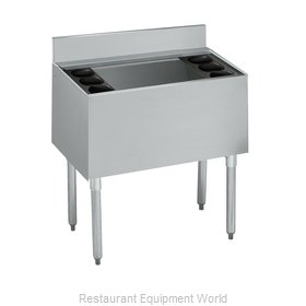 Krowne 21-30DP-7 Underbar Ice Bin/Cocktail Unit