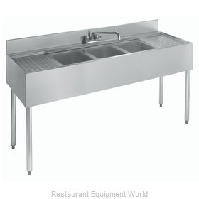 Krowne 21-53C Bar Sink