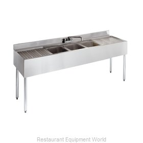 Krowne 21-63C Bar Sink