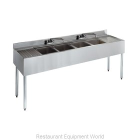 Krowne 21-64C Bar Sink