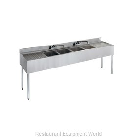 Krowne 21-74C Bar Sink