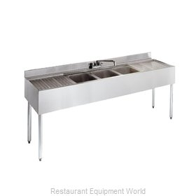 Krowne 21-83C Bar Sink