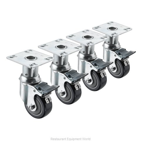 Krowne 28-114S Casters (Magnified)