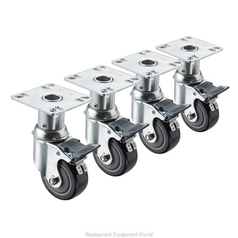 Krowne 28-135S Casters (Magnified)