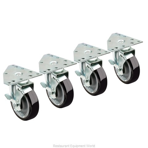 Krowne 28-166S Casters (Magnified)