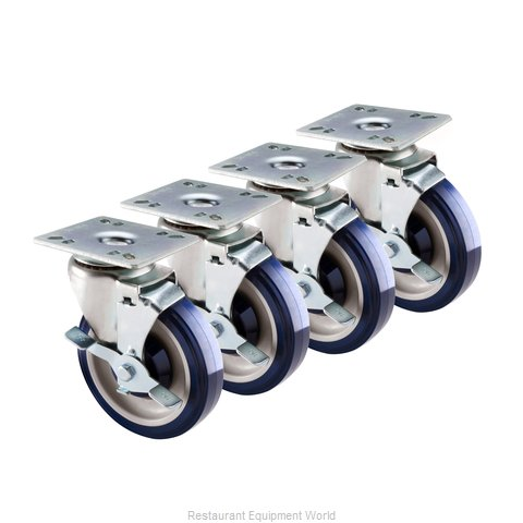 Krowne 30-111S Casters (Magnified)