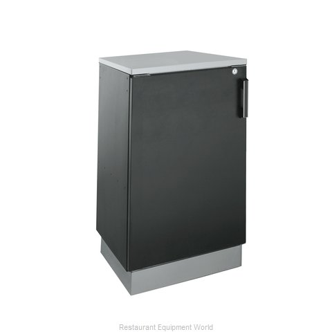 Krowne BD24 Backbar Cabinet Non-Refrigerated Stationary