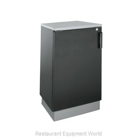 Krowne BD24 Back Bar Cabinet, Non-Refrigerated
