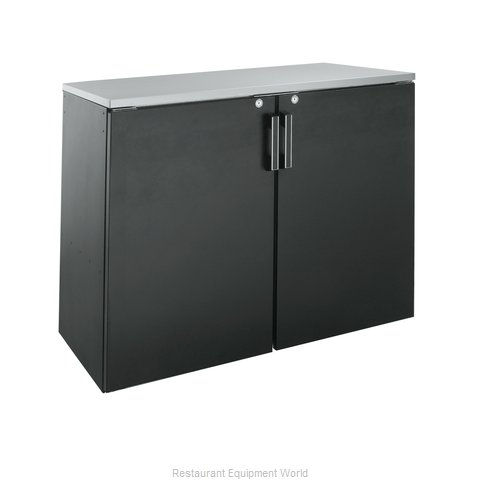 Krowne BR48L Backbar Cabinet Refrigerated