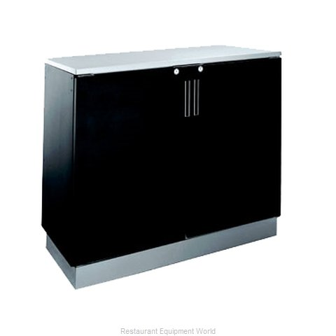 Krowne BR48R Backbar Cabinet Refrigerated (Magnified)