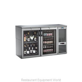 Krowne BS60R Back Bar Coolers