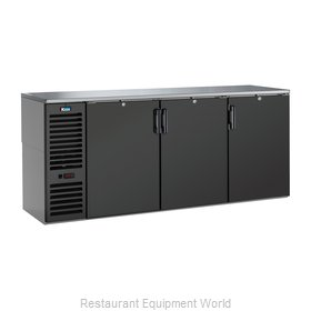 Krowne BS84L Back Bar Coolers