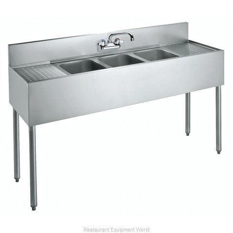 Krowne CS-1860 Convenience Store Sink
