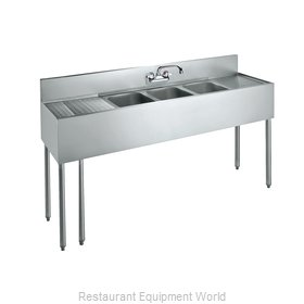 Krowne CS-1872 Convenience Store Sink