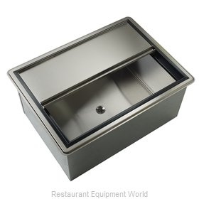 Krowne D2712-7 Ice Bin, Drop-In