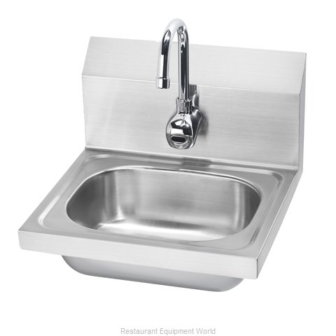 Krowne HS-11 Sink, Hand (Magnified)