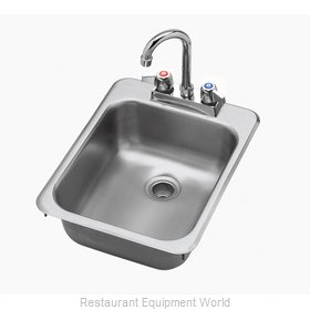 Krowne HS-1317 Sink Drop-In