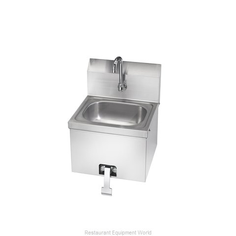 Krowne HS-15 Sink, Hand (Magnified)