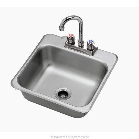Krowne HS-1515 Sink, Drop-In