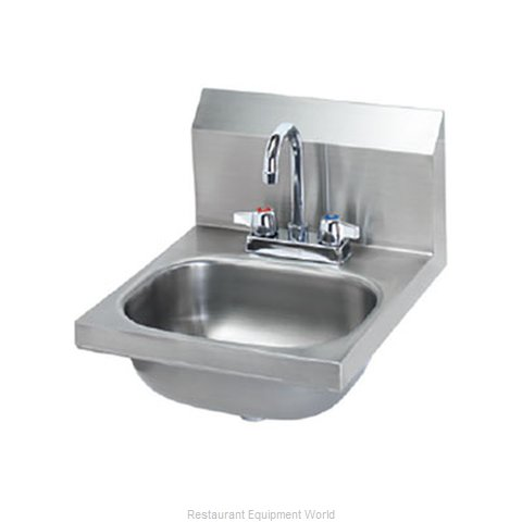 Krowne HS-18 Sink, Hand (Magnified)