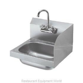 Krowne HS-2-RS Sink, Hand