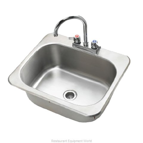 Krowne HS-2017 Sink, Drop-In