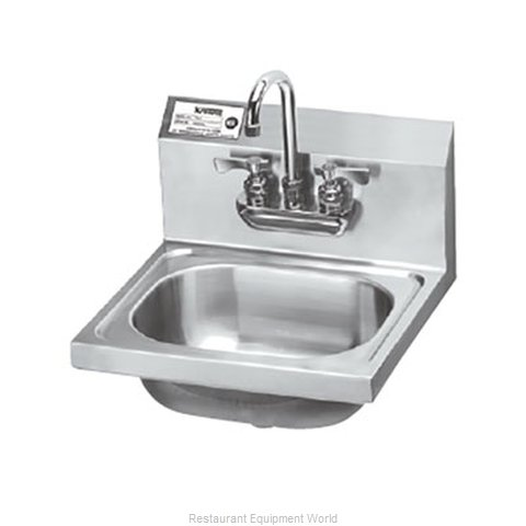 Krowne HS-22 Sink, Hand (Magnified)