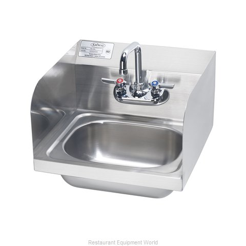 Krowne HS-26L Sink Hand (Magnified)