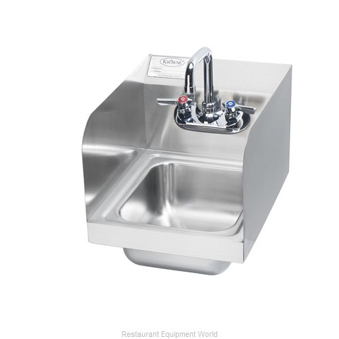 Krowne HS-30L Sink Hand (Magnified)