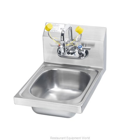 Krowne HS-35 Sink, Hand (Magnified)