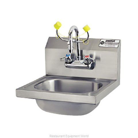 Krowne HS-36 Sink, Hand (Magnified)