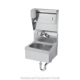 Krowne HS-8 Sink, Hand