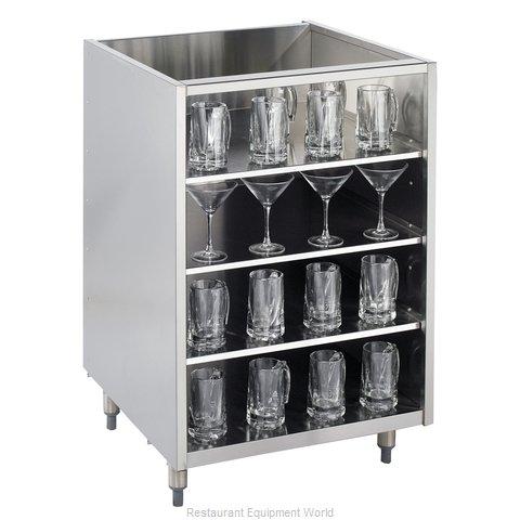 Krowne KR-G24 Underbar Glass Rack Storage Unit