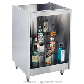Krowne KR-L24 Back Bar Cabinet, Non-Refrigerated