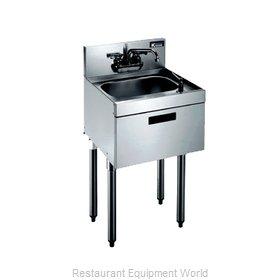 Krowne KR18-18DST Underbar Hand Sink Unit