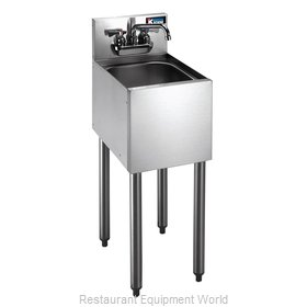 Krowne KR18-1CD Underbar Hand Sink Unit