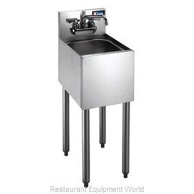 Krowne KR18-1CD Underbar Hand Sink Unit