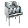 Krowne KR18-24-10 Underbar Ice Bin/Cocktail Unit