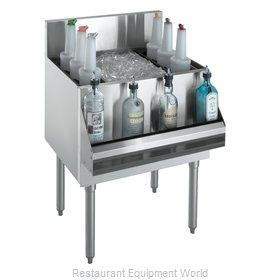 Krowne KR18-36DP Underbar Ice Bin/Cocktail Unit