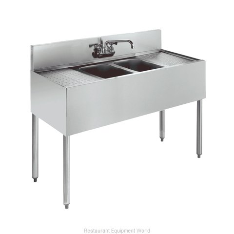 Krowne KR18-42C Underbar Sink Units (Magnified)