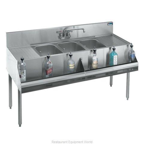 Krowne KR18-53C Underbar Sink Units