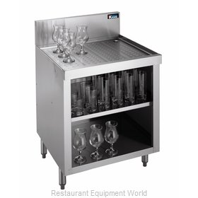 Krowne KR18-GSB3 Underbar Glass Rack Storage Unit