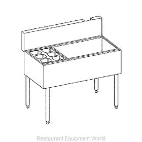 Krowne KR18-M48C Royal Multi Station without Cold Plate