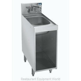Krowne KR18-S12C Royal Storage Cabinet Sink