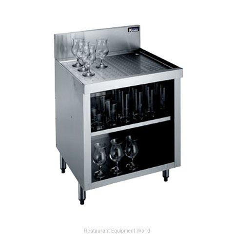 Krowne KR18-S48 Underbar Workboard, Storage Cabinet