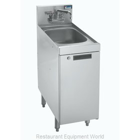Krowne KR18-SD12C Underbar Hand Sink Unit