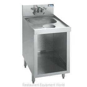 Krowne KR18-SD18C Underbar Hand Sink Unit
